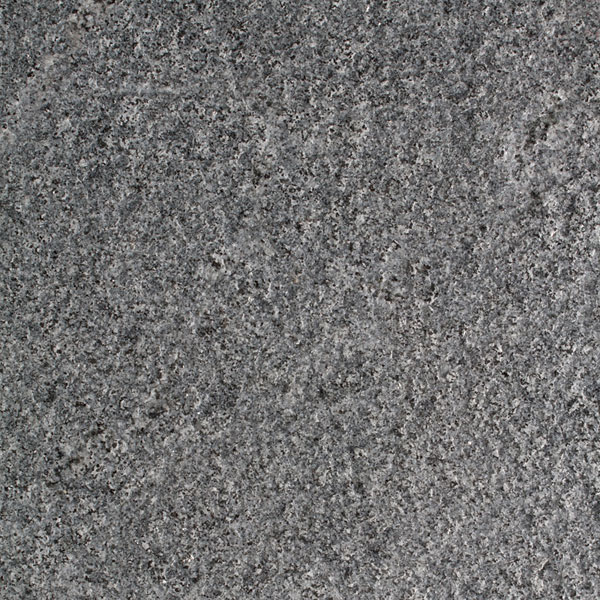 Brushed Finish Marble : Polished black granite texture