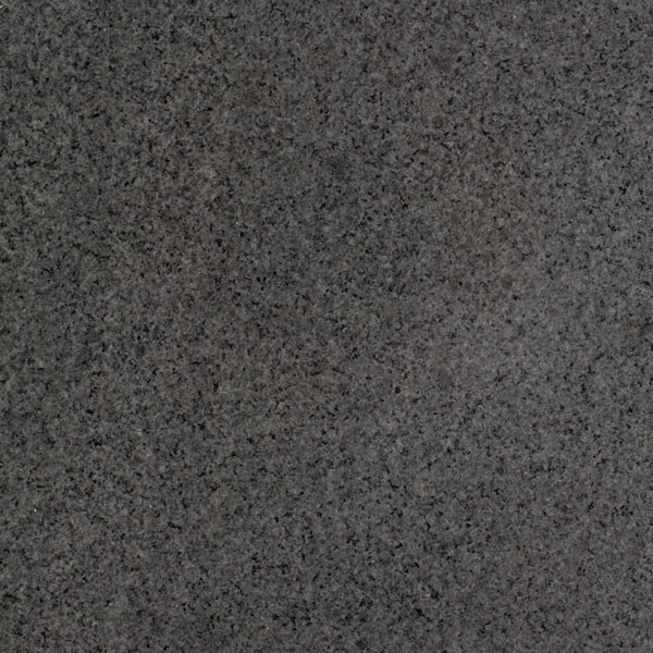 Charcoal Grey Granite ? Honed Finish