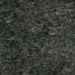 Olympic Green Granite - Honed Finish