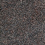 Olympic Red Granite - Honed Finish