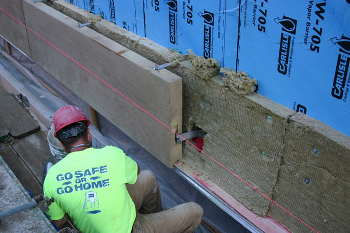 VSA progress photos - Ohio sandstone instead of precast concrete -for some color! (4)